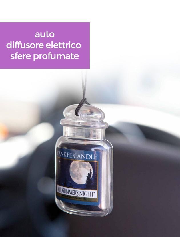 auto diffusore elettrico sfere profumate