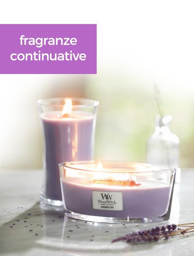 woodwick fragranze