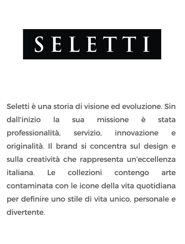 seletti design italiano