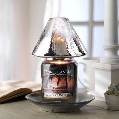 Platinum Fade Yankee candle