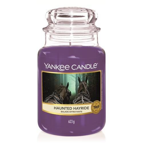 haunted hayride halloween yankee candle giara grande