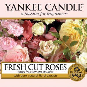 Fresh Cut Roses Auto, Diffusore Elettrico e Sfere Profumate