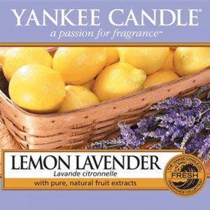 Lemon Lavender Auto, Diffusore Elettrico e Sfere Profumate