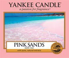 pink sands label