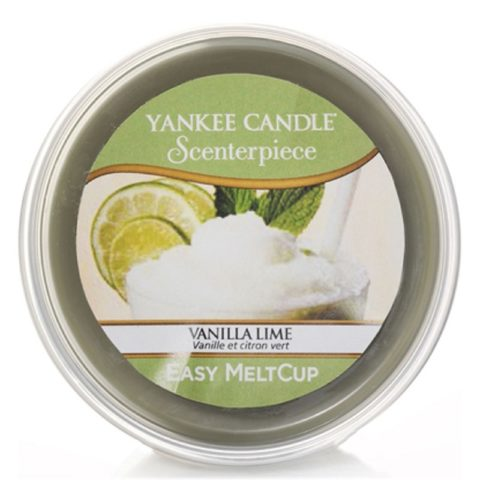 vanilla lime, easy meltcup