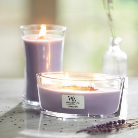 Lavender Spa ambiente
