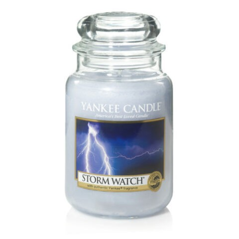 yankee candle storm watch