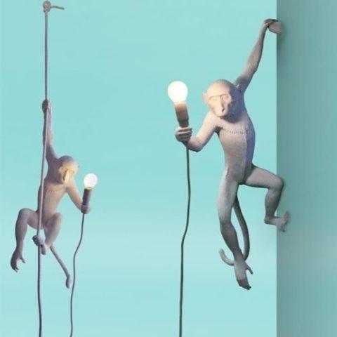 monkey lamp seletti