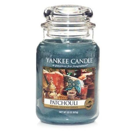 yankee candle patchouli