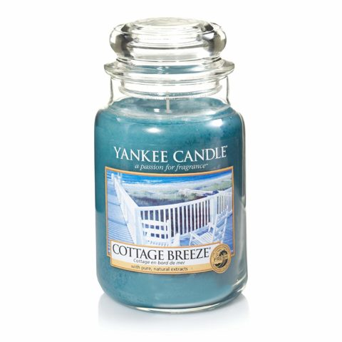 yankee candle premium cottage breeze