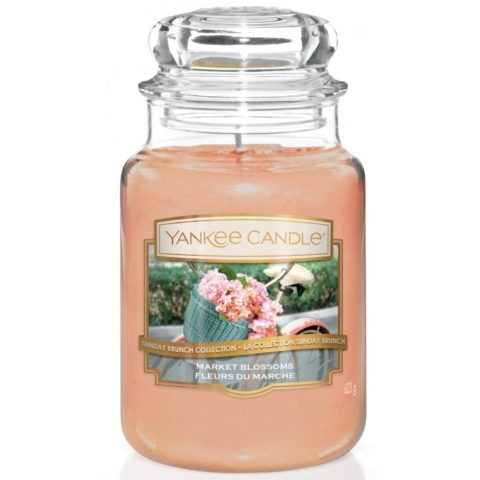 yankee candle market blossoms premium