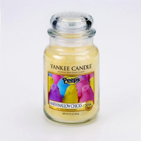yankee candle premium marshmallow chicks