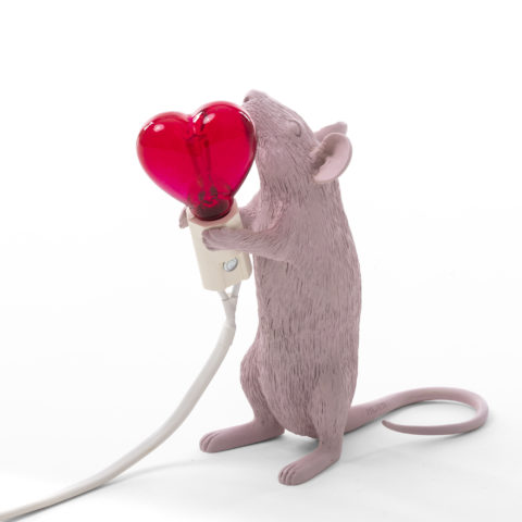 seletti mouseinlove lamp