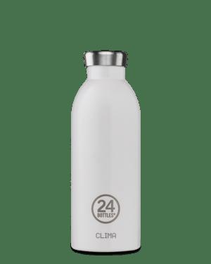 24 bottles clima arctic white