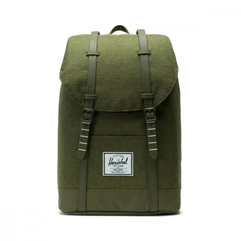 zaino herschel retreat olive