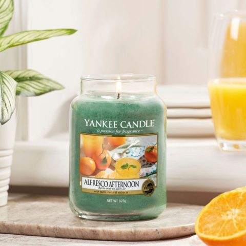 alfresco afternoon yankee candle