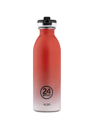 24 bottles urban coral pulse