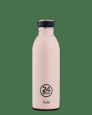 24 bottles urban dusty pink