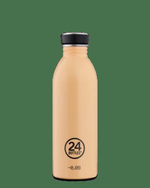 24 bottles urban peach orange