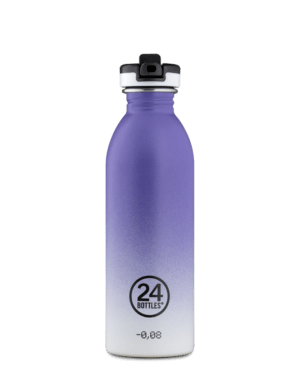 24 bottles urban sport purple rhythm