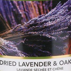 Dried Lavander Oak Auto, Diffusore Elettrico e Sfere Profumate