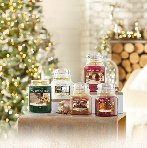 yankee candle natale 2020