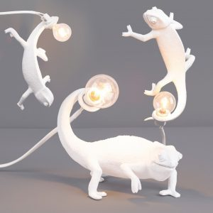 seletti lampada camaleonte