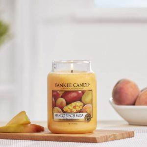 Mango Peach Salsa