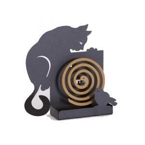 Porta Zampirone da tavolo Gatto
