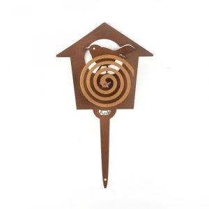 Porta Zampirone da vaso Uccellino